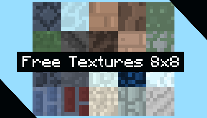 Free 8×8 Textures