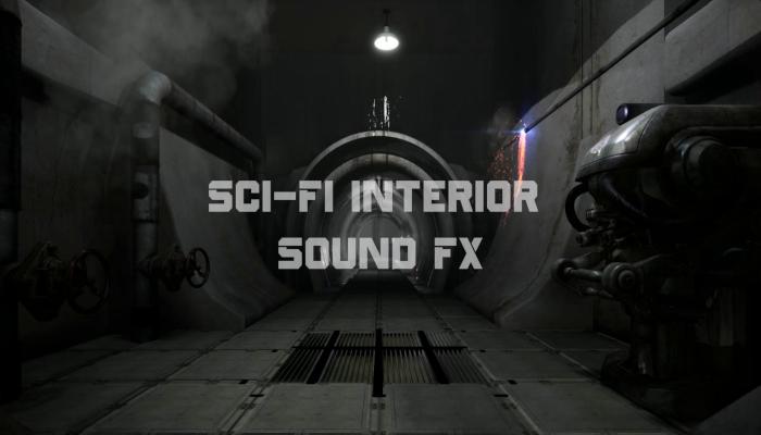Sci-Fi Interior SFX Pack