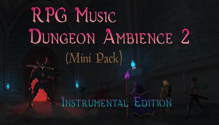 RPG MUSIC DUNGEON AMBIENCE 2