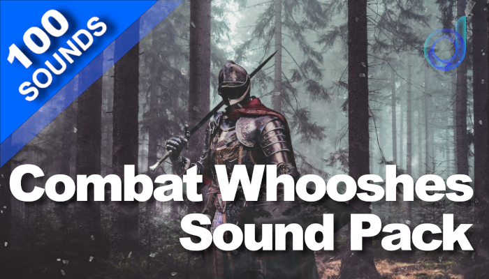 Combat Whooshes Sound Pack