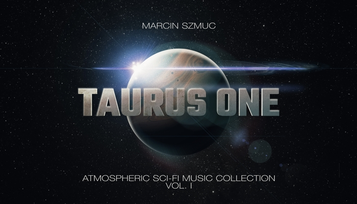 Taurus One – Atmospheric Sci-Fi Music Collection