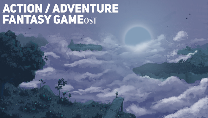 Action Adventure Fantasy Game OST