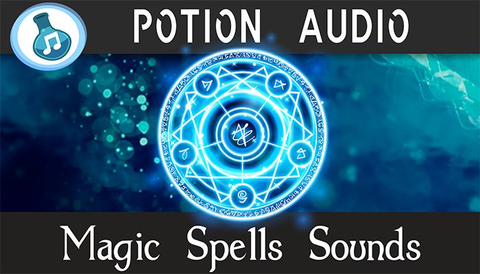 Magic Spells Sounds