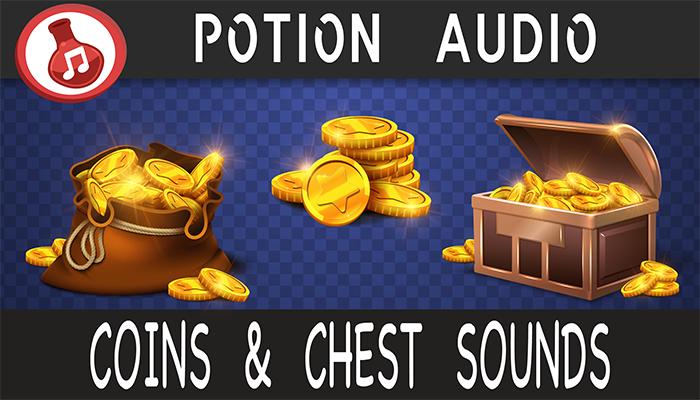 Coins & Chest Sounds