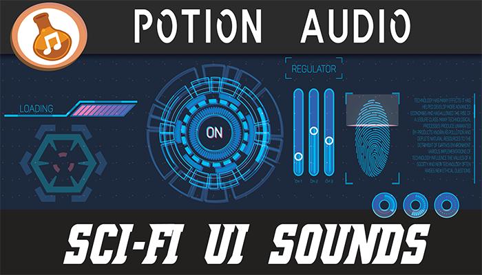 Sci-Fi User Interface Sounds