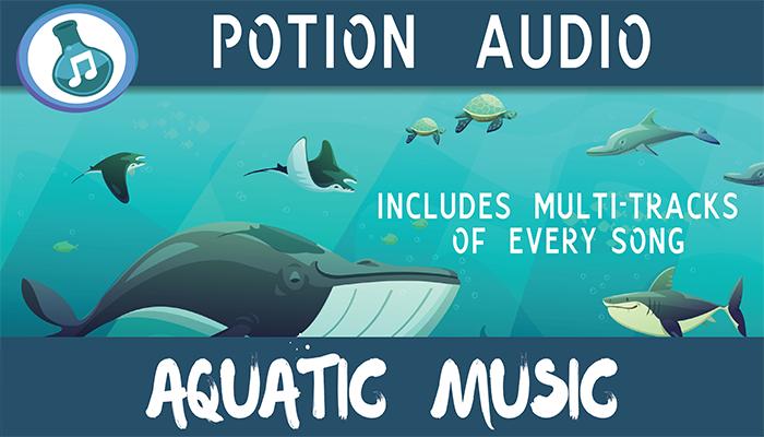 Aquatic Casual Music Loops