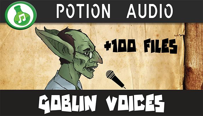 Goblin Voice Pack