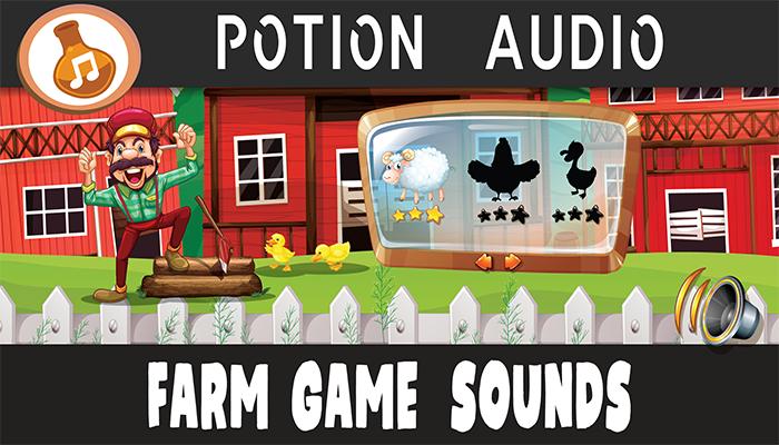 Farm Game Sounds