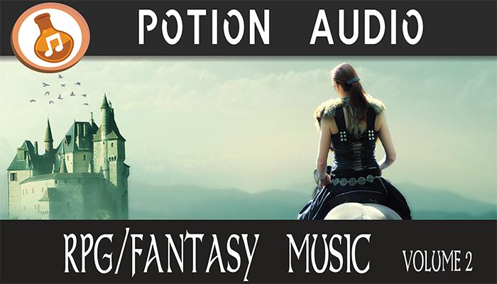 Fantasy/RPG Music Pack Volume 2