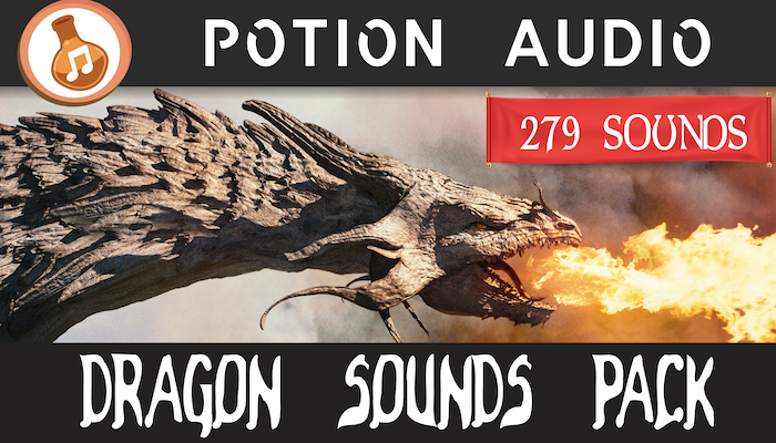 Dragon Sounds Pack