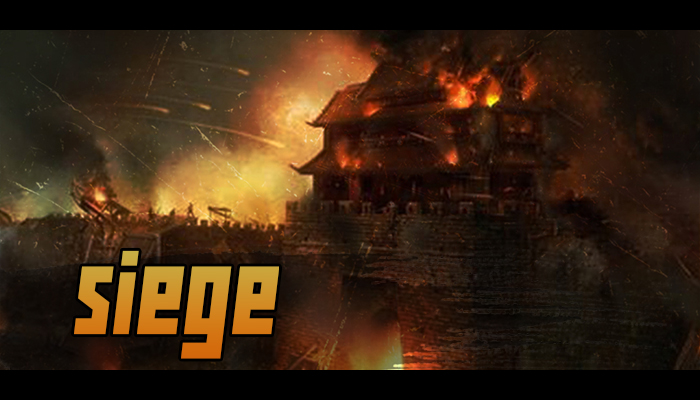 Epic Game Music – Siege