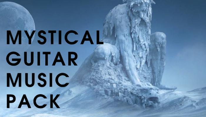 Mystical Guitar Music Pack