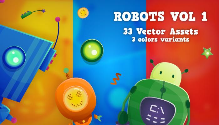 Robots Vol 1