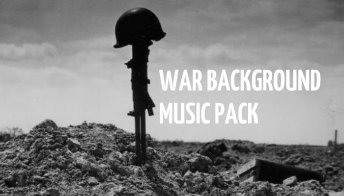 War Background Music Pack