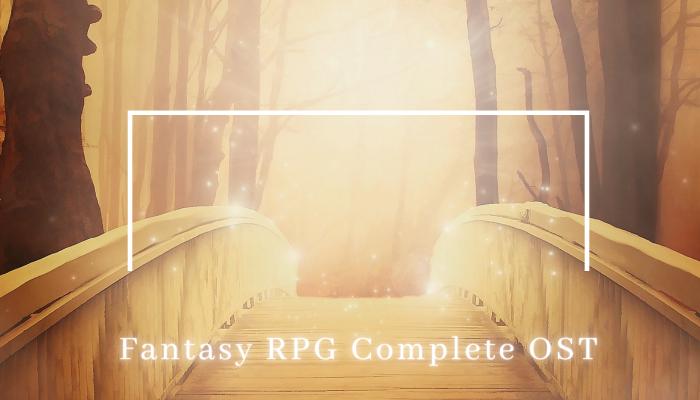 Fantasy RPG Complete OST