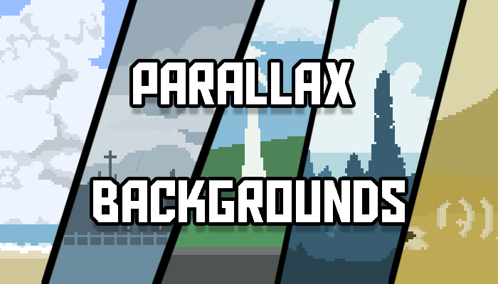 10 Parallax Backgrounds