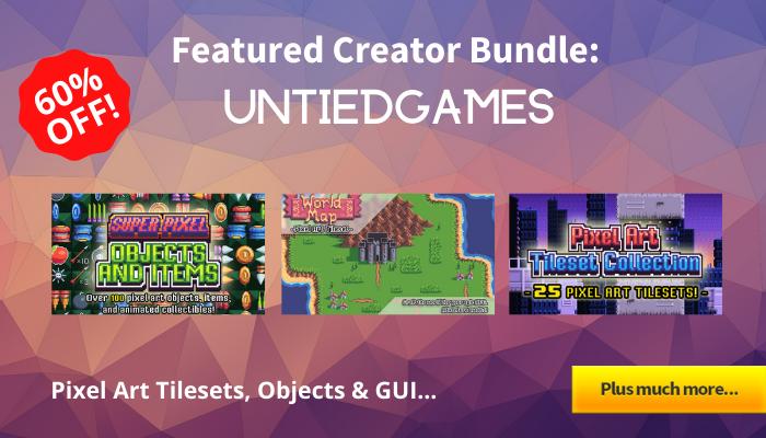 Featured Creator Bundle – unTiedGames