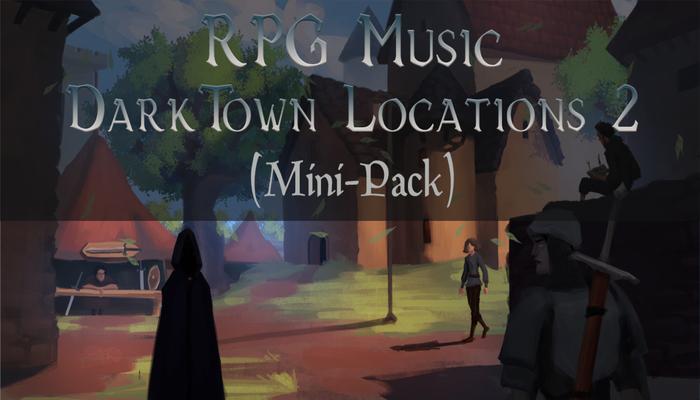 RPG MUSIC DARK TOWN LOCATIONS 2