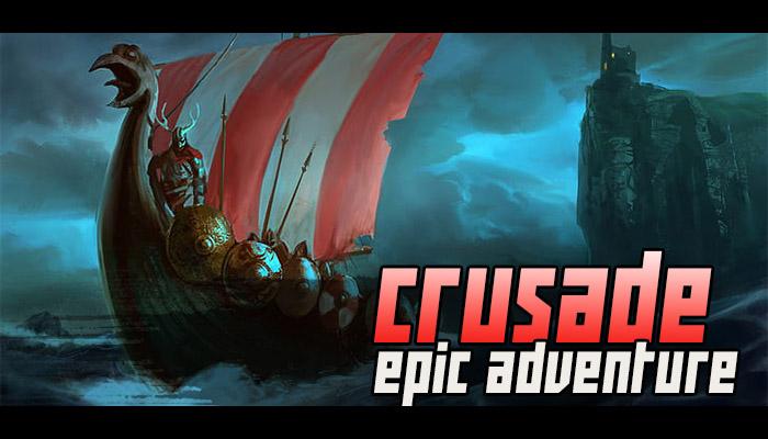Epic Game Adventure Music – Crusade