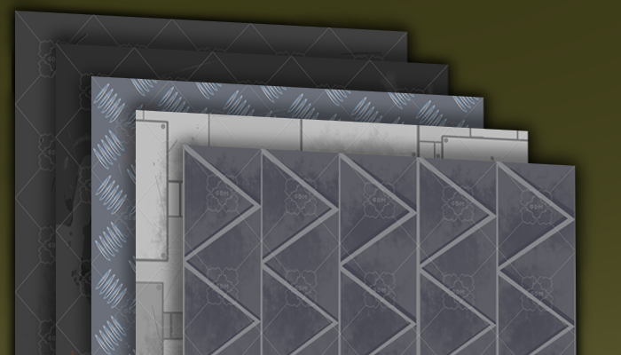 Construction Metal texture Collection