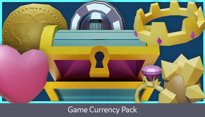 Game Currency Pack