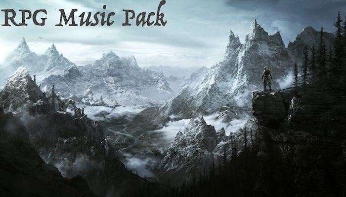RPG/Adventure Music Pack