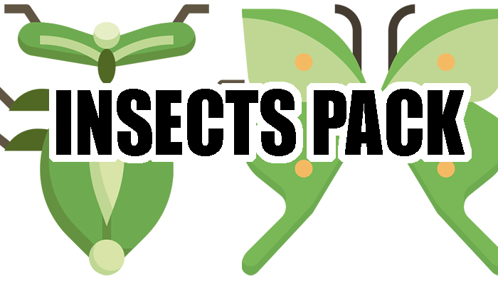 Insects Pack