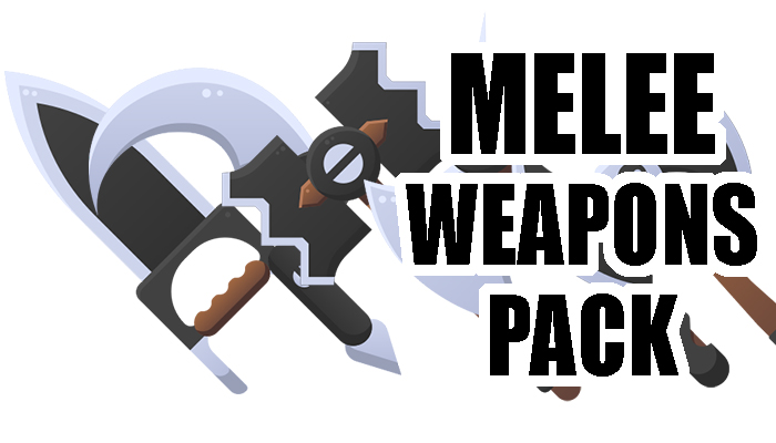 Melee Weapons Pack