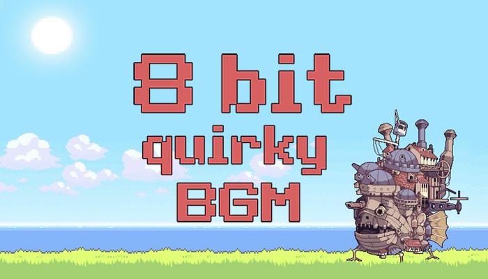 8bit Quirky BGM