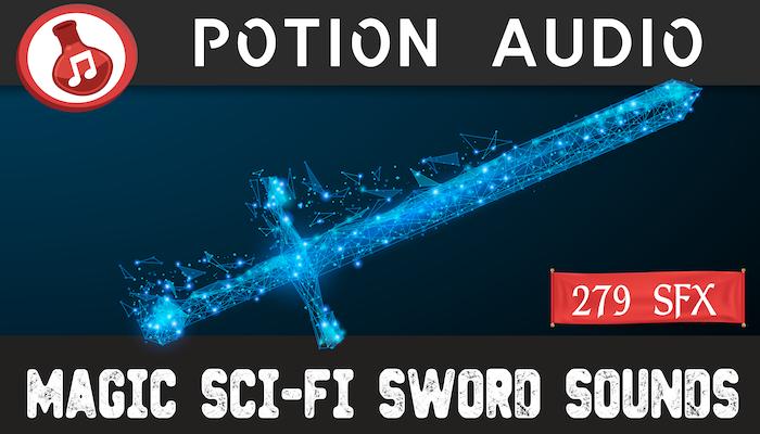 Magic Sci-Fi Sword Sounds