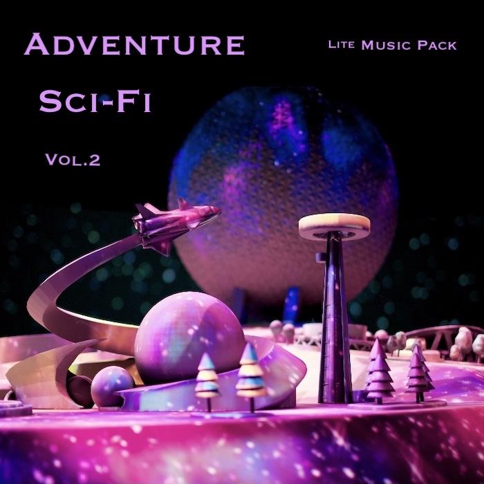 Adventure/Sci-Fi Music Pack Vol.2