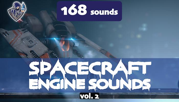 Spacecraft Engine Sounds Vol. 2