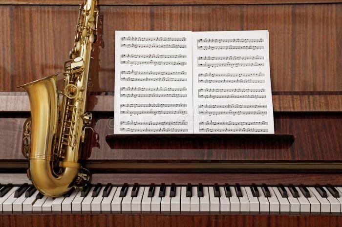 Saxophone + Keyboard Jazz Duet