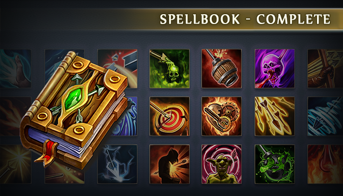 Spellbook – Complete