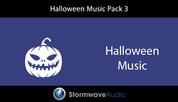Halloween Music Pack 3