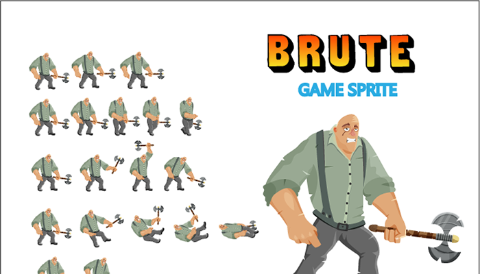 Brute character