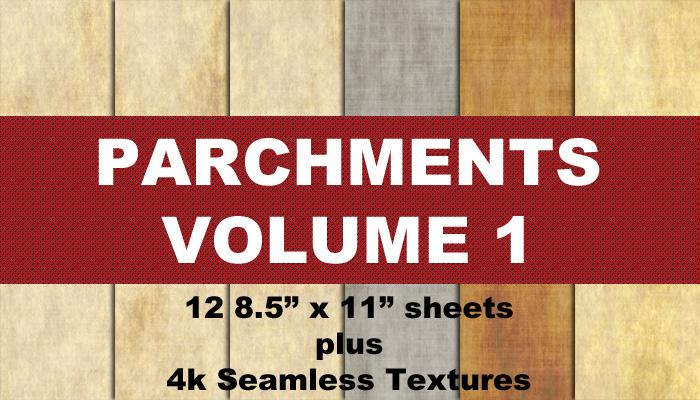 Parchments Volume 1