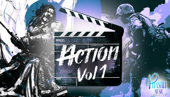 Game Music Pack – Action Vol 1