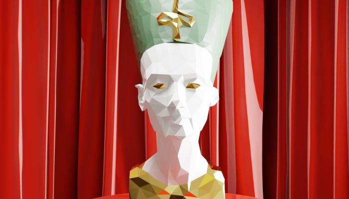 Egypt Nefertiti Statue