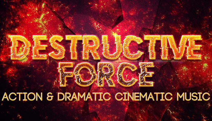 Destructive Force (Free Action Music)