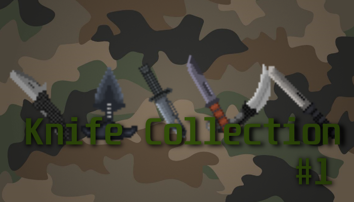 Knife Collection #1