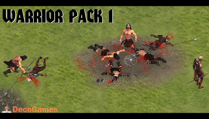Warrior Pack 1