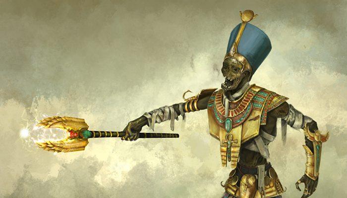 Egyptian Oddissey (Pharaoh's Return)
