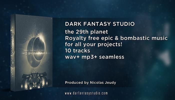 Dark Fantasy Studio- The 29th planet