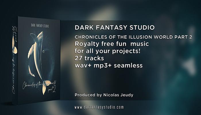 Dark Fantasy Studio- Chronicles of the illusion world part 2